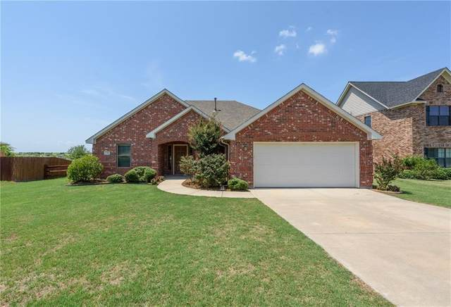 341 Meadow Drive, Ponder, TX 76259 (MLS #14453324) :: The Kimberly Davis Group