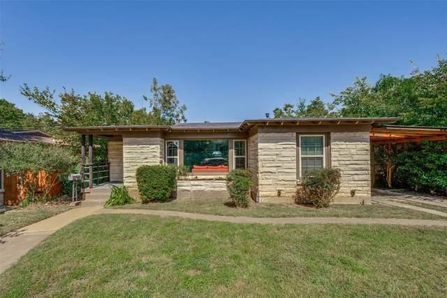 2215 Melbourne Avenue, Dallas, TX 75224 (MLS #14453343) :: HergGroup Dallas-Fort Worth