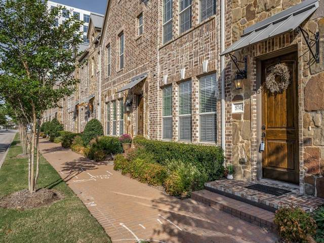 5745 Headquarters Drive, Plano, TX 75024 (MLS #14453365) :: Trinity Premier Properties
