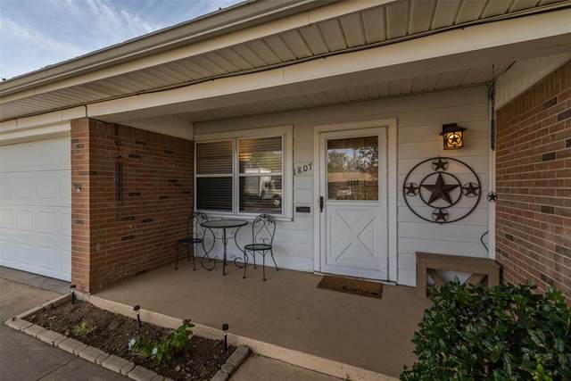 1807 N Highland Avenue, Sherman, TX 75092 (MLS #14453404) :: All Cities USA Realty