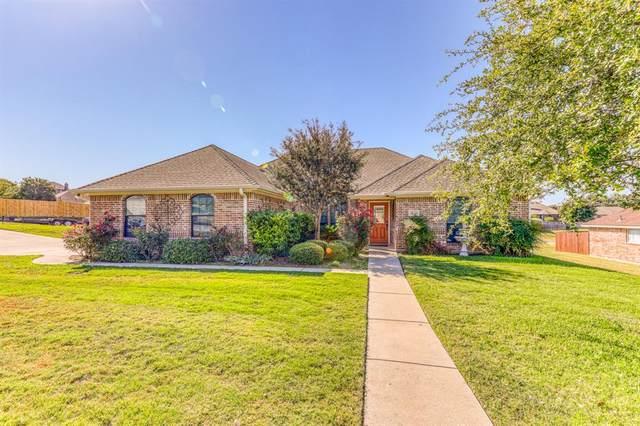 2126 Sagewood Drive, Weatherford, TX 76087 (MLS #14453485) :: The Kimberly Davis Group