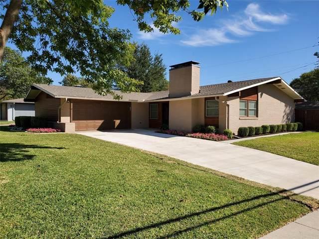 923 Meadow View Drive, Richardson, TX 75080 (MLS #14453497) :: Frankie Arthur Real Estate