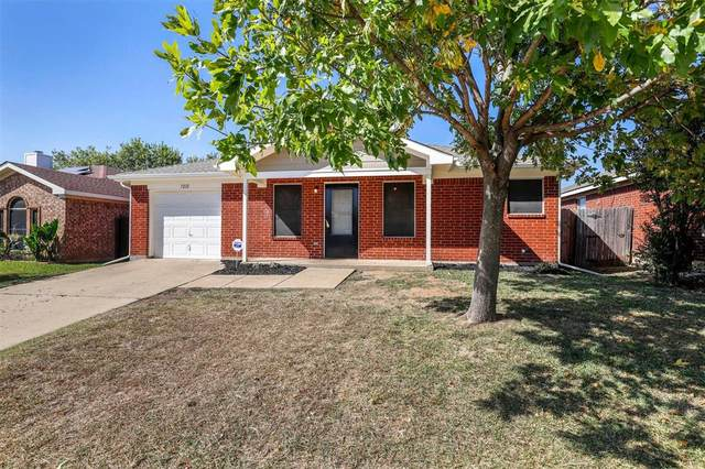 7212 Ashbourne Way, Fort Worth, TX 76133 (MLS #14453530) :: The Mauelshagen Group