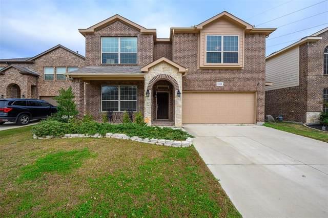 5025 Splitrock Drive, Denton, TX 76210 (MLS #14453531) :: Frankie Arthur Real Estate