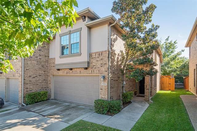 1133 Sophia Street, Allen, TX 75013 (MLS #14453532) :: Frankie Arthur Real Estate