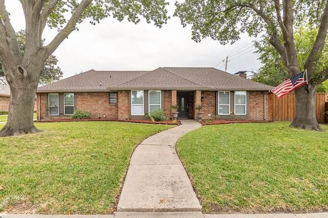 3209 Treehouse Lane, Plano, TX 75075 (MLS #14453588) :: The Mauelshagen Group