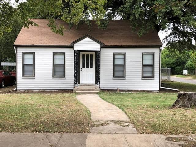 1603 Wilbur Street, Dallas, TX 75224 (MLS #14453618) :: The Tierny Jordan Network