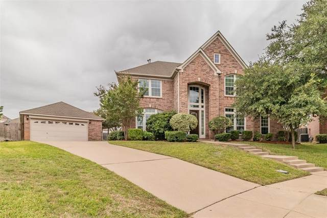 4767 Youngtree Court, Fort Worth, TX 76123 (MLS #14453630) :: The Mauelshagen Group