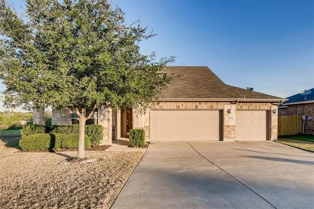 229 Rock Meadow Drive, Crowley, TX 76036 (MLS #14453631) :: The Mauelshagen Group