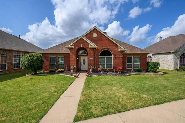 4317 Biscayne Drive, The Colony, TX 75056 (MLS #14453632) :: The Mauelshagen Group