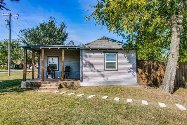 605 6th Street, Justin, TX 76247 (MLS #14453652) :: The Tierny Jordan Network