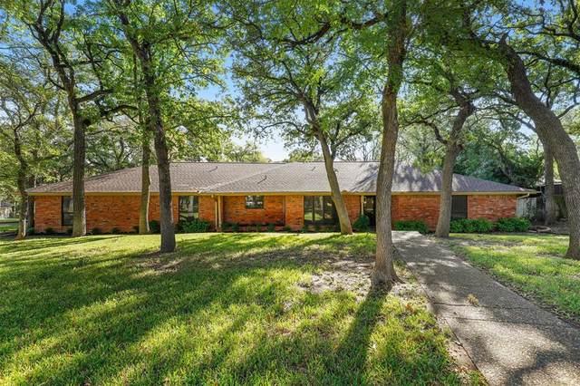 613 Highwoods Trail, Fort Worth, TX 76112 (MLS #14453661) :: Maegan Brest | Keller Williams Realty