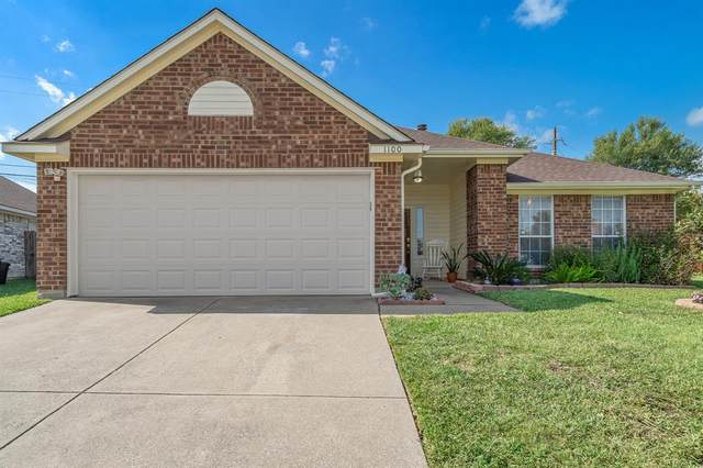1100 Hanover Drive, Euless, TX 76040 (MLS #14453675) :: The Paula Jones Team | RE/MAX of Abilene