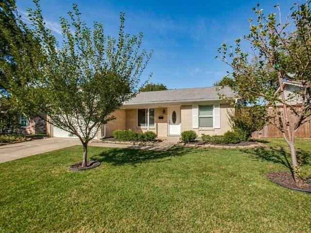 612 Cambridge Drive, Richardson, TX 75080 (MLS #14453677) :: Front Real Estate Co.