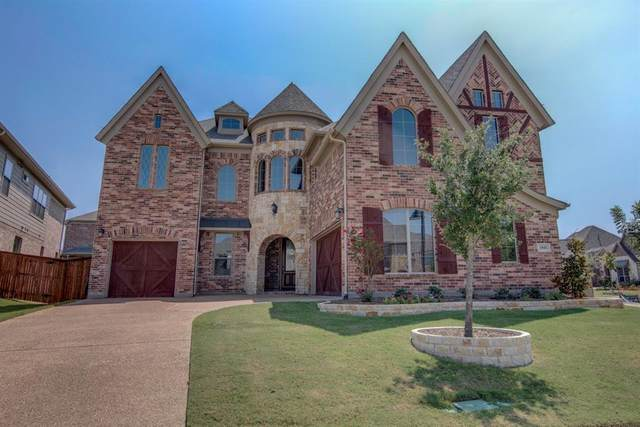 1541 Hennessey Drive, Allen, TX 75013 (MLS #14453693) :: Results Property Group