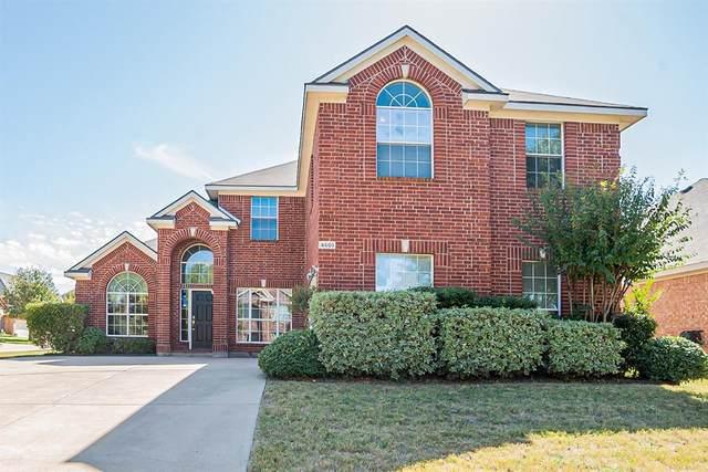 4601 Pine Ridge Lane, Fort Worth, TX 76123 (MLS #14453695) :: Real Estate By Design