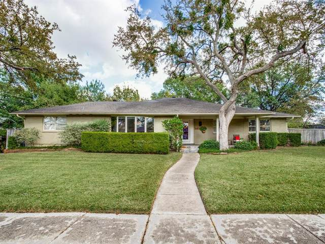3683 Coral Gables Drive, Dallas, TX 75229 (MLS #14453699) :: The Tierny Jordan Network