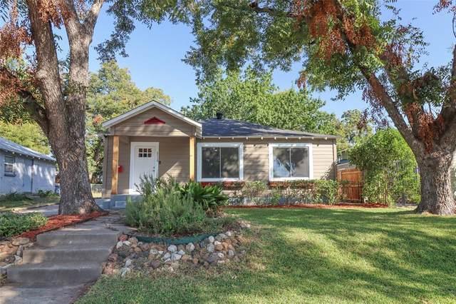 3716 El Campo Avenue, Fort Worth, TX 76107 (MLS #14453730) :: Keller Williams Realty