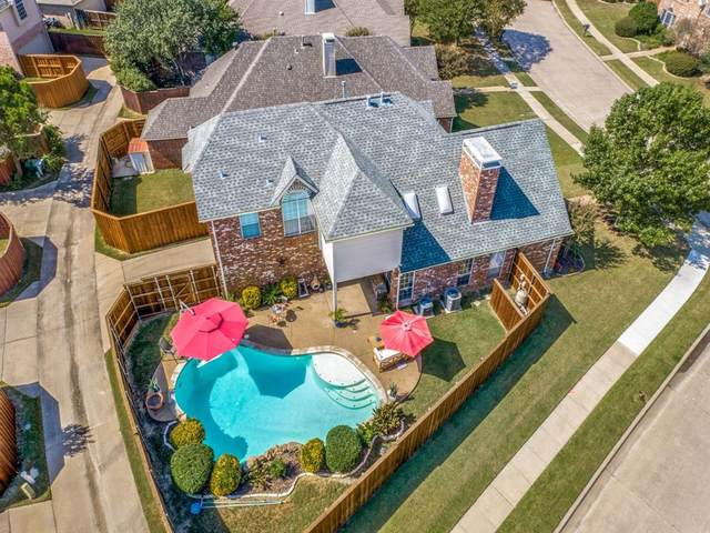 8701 Stonecrest Drive, Irving, TX 75063 (MLS #14453733) :: The Mauelshagen Group