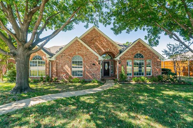 2072 Whispering Cove, Lewisville, TX 75067 (MLS #14453740) :: Real Estate By Design