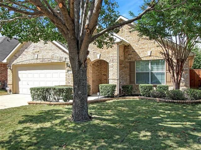 620 Creekside Drive, Little Elm, TX 75068 (MLS #14453744) :: The Good Home Team