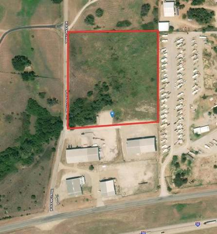 4180 W Highway I20 Highway, Weatherford, TX 76087 (MLS #14453794) :: The Tierny Jordan Network
