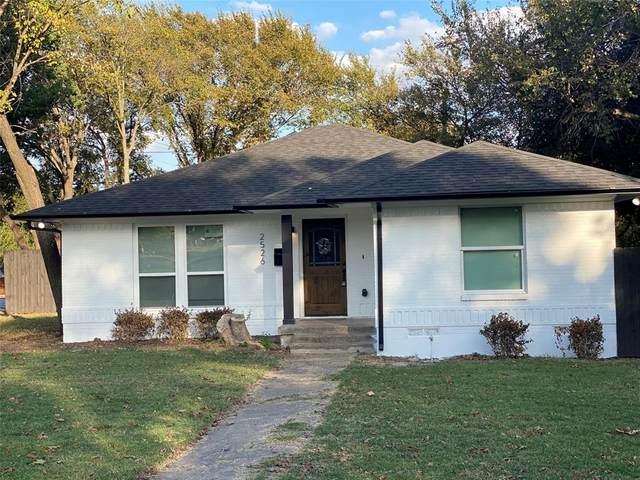 2526 Jim Loftin Road, Dallas, TX 75224 (MLS #14453801) :: Robbins Real Estate Group