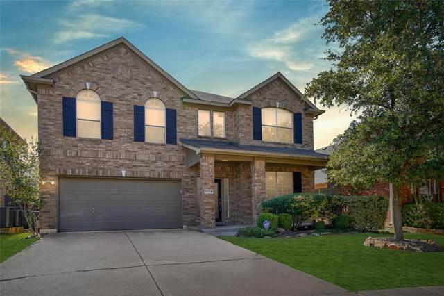 5224 Lori Valley Lane, Fort Worth, TX 76244 (MLS #14453803) :: Keller Williams Realty