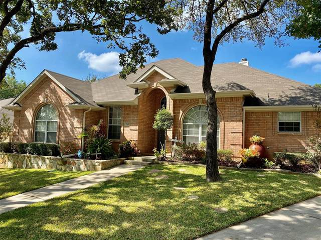 7109 Stephanie Court, North Richland Hills, TX 76182 (MLS #14453816) :: The Mauelshagen Group