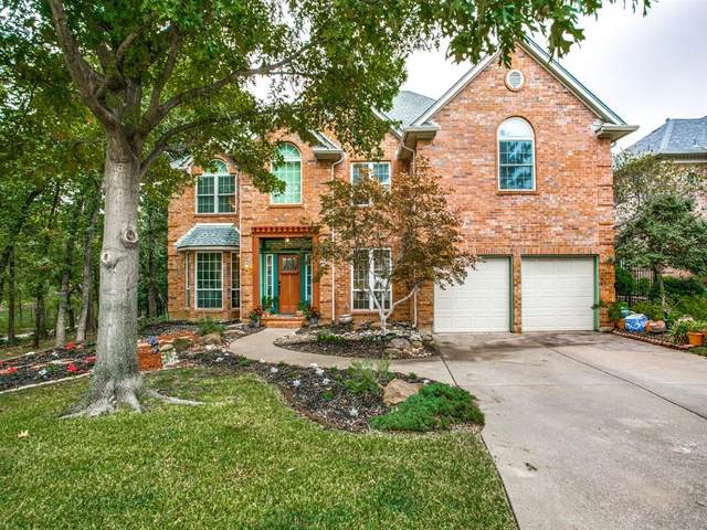 2406 Houston Oaks Court, Grapevine, TX 76051 (MLS #14453829) :: Frankie Arthur Real Estate