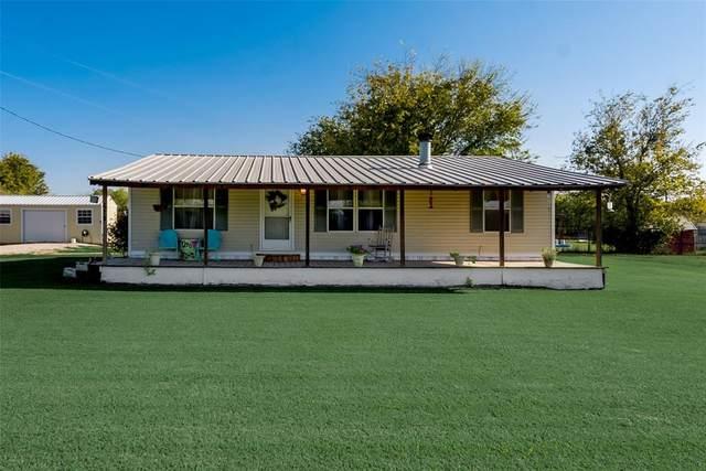 629 W Ledwell Road, Corsicana, TX 75109 (MLS #14453848) :: The Hornburg Real Estate Group