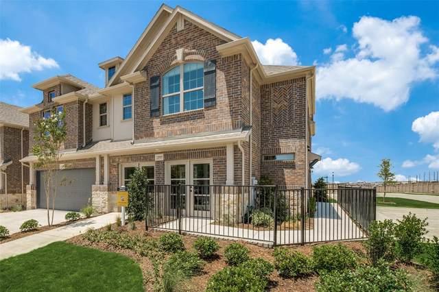 2757 Starburst Drive, Little Elm, TX 75068 (MLS #14453861) :: The Good Home Team