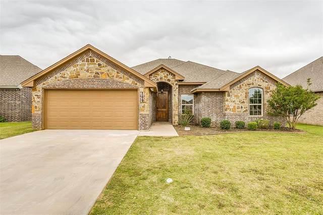 709 Denali Court, Tolar, TX 76476 (MLS #14453871) :: The Paula Jones Team | RE/MAX of Abilene
