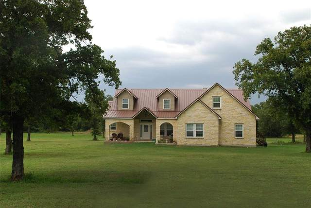 1433 Taylor Road, Weatherford, TX 76087 (MLS #14453882) :: The Mauelshagen Group