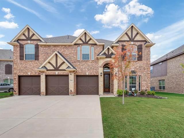 7112 Playa Imperial Lane, Grand Prairie, TX 75054 (MLS #14453899) :: Real Estate By Design