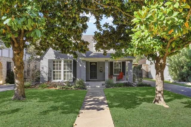 5343 Mccommas Boulevard, Dallas, TX 75206 (MLS #14453907) :: The Tierny Jordan Network