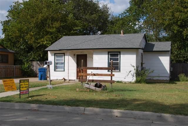 1705 Glenn Drive, Blue Mound, TX 76131 (MLS #14453912) :: Robbins Real Estate Group