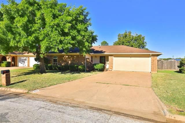 3102 Cherry Bark Street, Abilene, TX 79606 (MLS #14453918) :: The Chad Smith Team