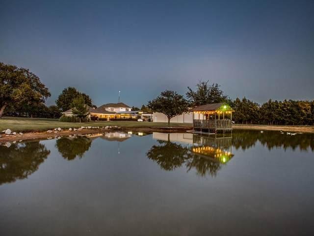 10622 County Road 2326, Terrell, TX 75160 (MLS #14453936) :: The Mauelshagen Group