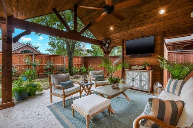 1290 Golf Club Drive, Lantana, TX 76226 (MLS #14453939) :: Team Hodnett