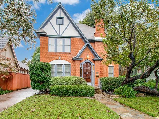 943 Turner Avenue, Dallas, TX 75208 (MLS #14453946) :: Results Property Group