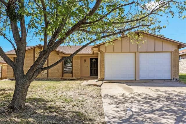 4900 Green Hollow Drive, Arlington, TX 76017 (MLS #14453947) :: The Mauelshagen Group