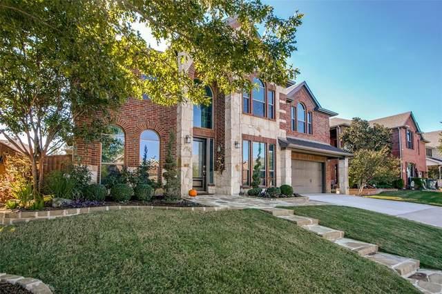 411 Sodbury Court, Roanoke, TX 76262 (MLS #14453958) :: Hargrove Realty Group