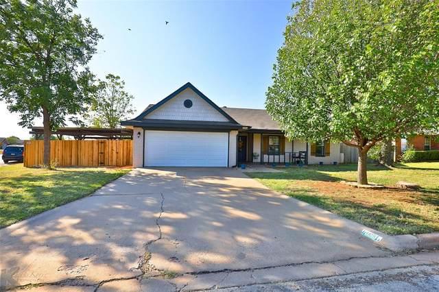 4409 Cole Drive, Abilene, TX 79606 (MLS #14453960) :: The Mauelshagen Group