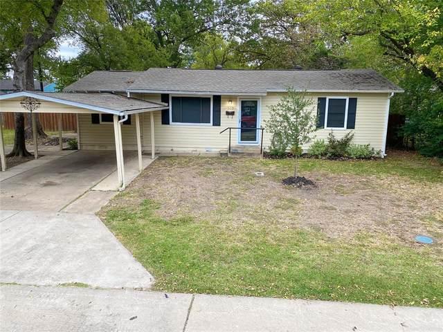 302 Gant Street, Terrell, TX 75160 (MLS #14453971) :: The Kimberly Davis Group
