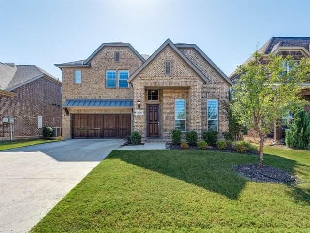 1720 Monahan Drive, Lantana, TX 76226 (MLS #14454002) :: Team Hodnett