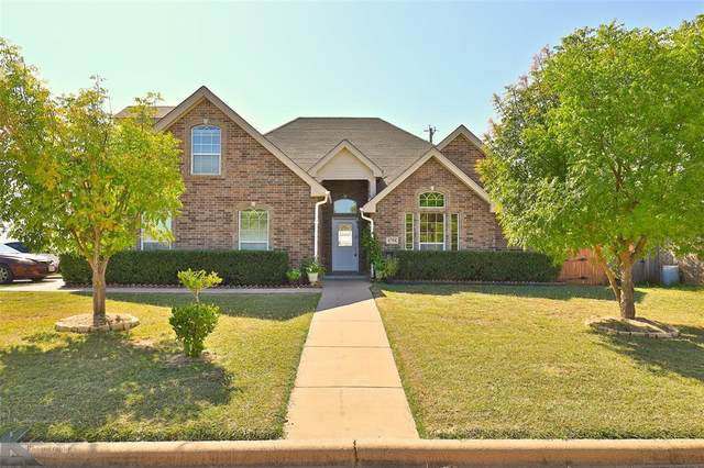 6701 Inverness Street, Abilene, TX 79606 (MLS #14454018) :: The Mauelshagen Group