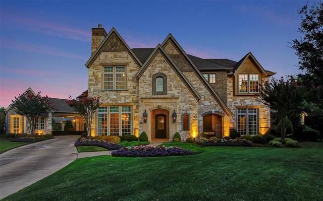 441 Chapel Downs Court, Southlake, TX 76092 (MLS #14454031) :: Frankie Arthur Real Estate