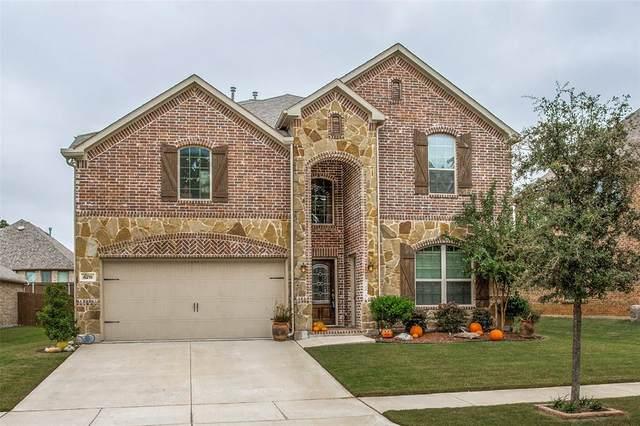 4216 Hialeah Drive, Denton, TX 76210 (MLS #14454056) :: The Mauelshagen Group