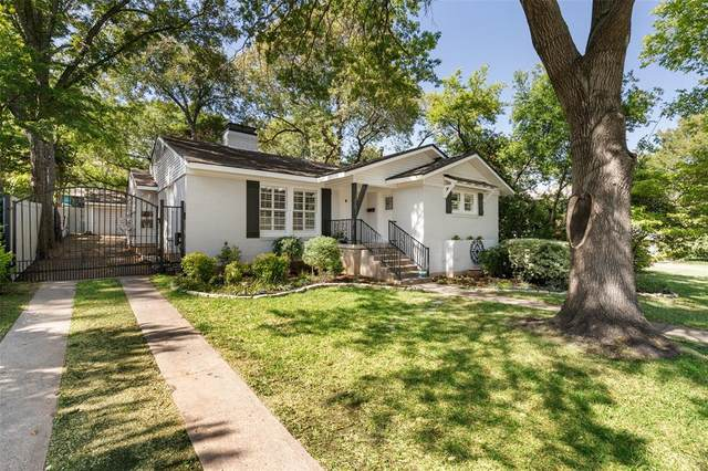 1507 Eastus Drive, Dallas, TX 75208 (MLS #14454086) :: The Chad Smith Team